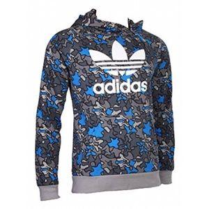 Adidas Originals Men's AdiColor Trefoil Hoodie